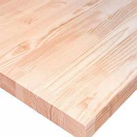 Щит мебельный 2000x400х18 мм сосновый