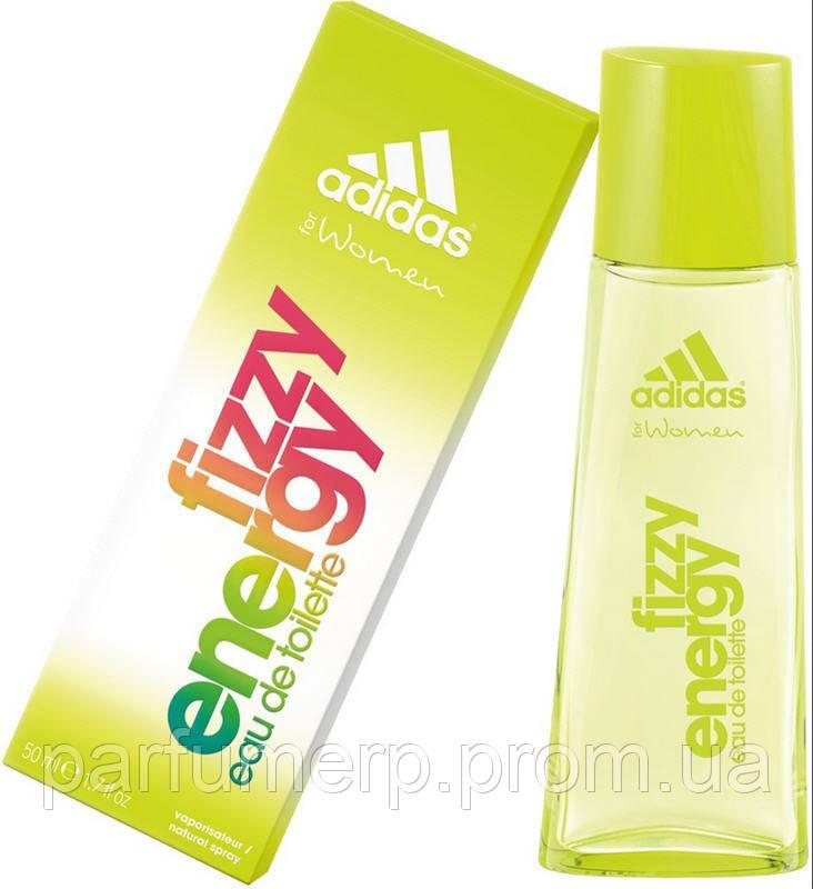 Adidas Fizzy Energy (50мл), Женская Туалетная вода  - Оригинал!