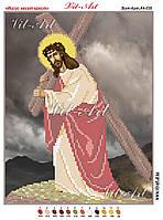 Иисус несет крест