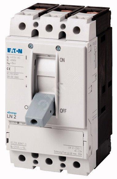 Силовой выключатель нагрузки LN2-200-I (Eaton) (112003)