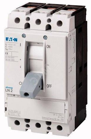 Силовой выключатель нагрузки LN2-200-I (Eaton) (112003), фото 2