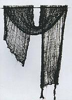Штора, ткань на хэллоуин, декор на вечеринку