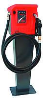 Колонка в сборе (Италия) 80 л/мин 220В для перекачки дизельного топлива Adam Pumps VISION 220-80