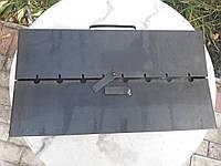 Мангал-чемодан Турист на 8 шампуров толщина 3мм