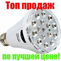 Фонарь лампа аккумуляторная Yajia-Luxury 1895L, 16LED