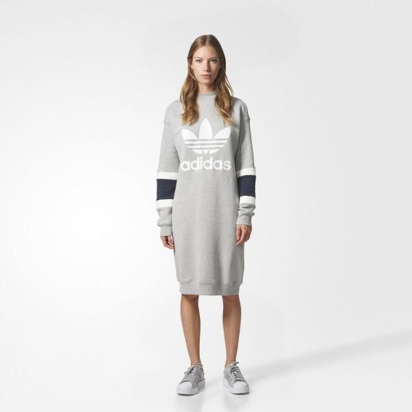 c421011e75590 Купить Женское платье Adidas Originals Trefoil (Артикул: BS4347) в ...