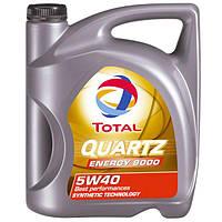 Моторное масло Total Quartz 9000 Energy 5W-40 4 л N40740233