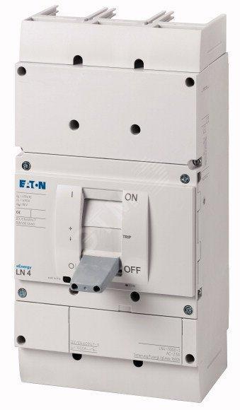 Силовий вимикач навантаження LN4-800-I (Eaton) (112012)