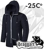 Braggart 'Black Diamond'. Парка зимняя 9018 графит