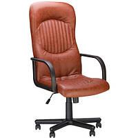 Кресло офисное Новый Стиль Gefest CH ECO-21 коричневое