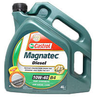 Масло моторное Castrol Magnatec Diesel 10W-40 B4 4 л N40711194