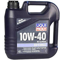 Масло моторное Liqui Moly Оptimal 10W-40 4 л N40711806