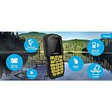 Непотопляемый кнопочный телефон поплавок мечта рыбака Sigma Х-treme IO68 Bobber, фото 5