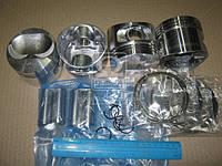 Поршень цилиндра ВАЗ 2110 82,0 (A) (поршень+палец+поршн.кольца) М/К (про-во АвтоВАЗ) комплект