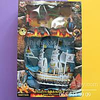 Игровой набор Корабль пирата с фигурками 25*39*9 см