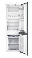 Встраиваемый холодильник с морозильником Smeg CID280NF