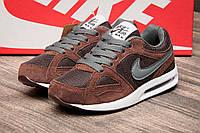 Кроссовки детские Nike Air Max коричневые.