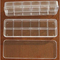 Органайзер-коробок для бисера и фурнитуры