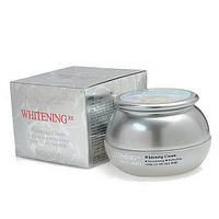 Омолаживающий осветляющий крем для лица Bergamo Whitening EX Wrinkle Cream, оригинал