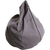 Кресло-мешок Marbet Malaga M №06 160 л серое N80335778