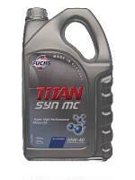 TITAN SYN MC  SAE 10W-40 (4л.)
