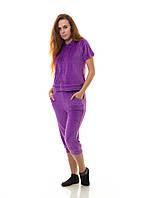 Женская Велюровая Домашняя одежда ТМ INDENA Арт.34013