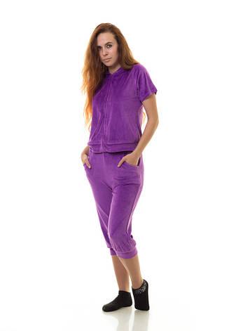 Женская Велюровая Домашняя одежда ТМ INDENA Арт.34013, фото 2