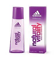Adidas Natural Vitality 50ml, Женские, Туалетная Вода, Интернет-Магазин Parisparfum.com.ua  - Оригинал!!!