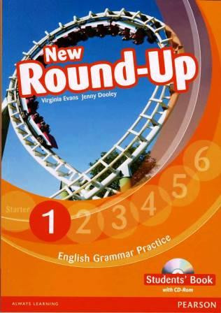 Round-Up 1 New Student's Book with CD (підручник)
