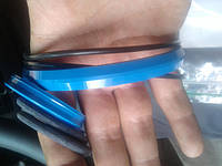 Полиуретановые уплотнения, которые мы используем в производстве и ремонте гидроцилиндров