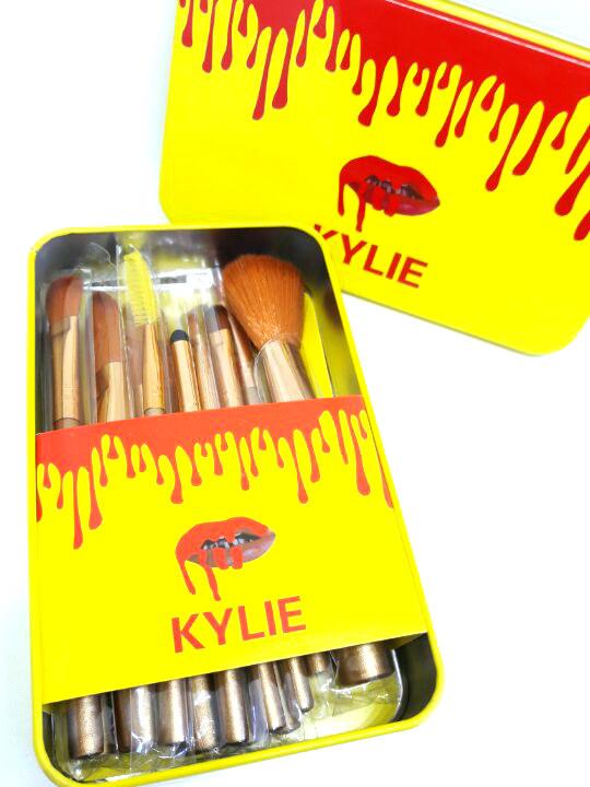 Набор кистей для макияжа Kylie Jenner 12 шт - АроматЪ в Харькове