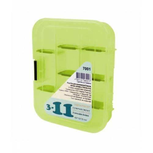 Коробка AQUATECH-7001, 3-11 ячеек
