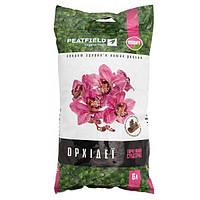 Субстрат торфяной Peatfield для орхидей 6 л