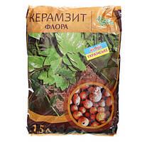 Дренаж керамзитовый Флора 1.5 л