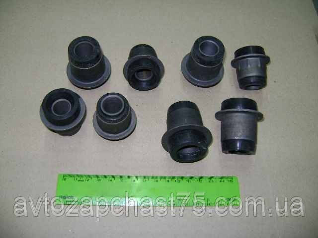 Сайлентблок  Ваз 2101-2107 (комплект 8 шт.) производство БРТ