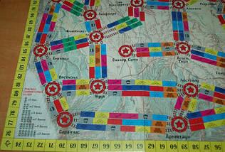 Настільна гра Дикий Захід. Залізні дороги. Аріал, фото 2