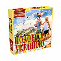 Настольная игра Путешествие Украиной. Ариал