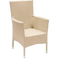 Кресло из искусственного ротанга Comfort HYC-1705 Beige N11029588