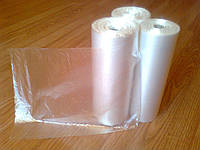 Пакет в рулоне без ручек 27х36 см фасовочный 1000 шт рулон, прочные фасовочные полиэтиленовые пакеты в рулонах