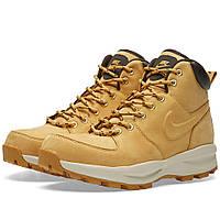 26d5b21159c8 Nike Manoa Leather Black — Купить Недорого у Проверенных Продавцов ...