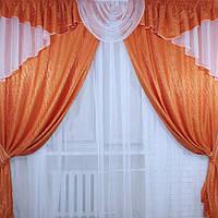 Готовые шторы с ламбрекеном интернет магазин