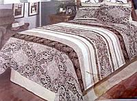 Качественный постельный комплект бязь гольд