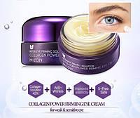 Коллагеновый крем для век Mizon Collagen power Firming eye cream 25 мл, оригинал