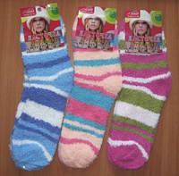 Теплые женские носки микрофибра