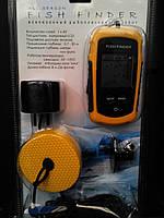 Эхолот ADAMS  fishfinder ff1108/TL88 для лодки и зимней рыбалки