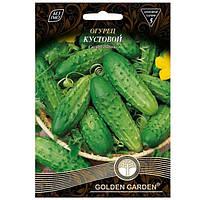 Семена Golden Garden Гигант Огурец Кустовой 10 г