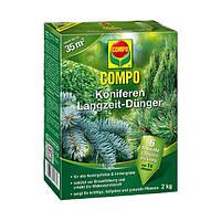 Удобрение для хвойных растений Compo 2 кг