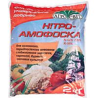 Удобрение Нестор Агро Нитроаммофоска 2 кг