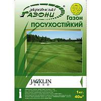 Трава газонная смесь Украинские газоны засухоустойчивая 1 кг