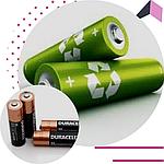 Елементи живлення (батарейки, акумулятори, зарядні пристрої)